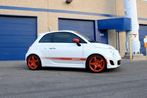neuf escape cat-back fiat 500 abarth