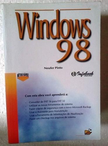 neufer pinto windows 98 metodo rapido infobook