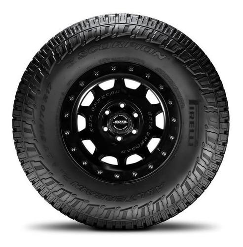 neumá camioneta pirelli 275/70 r16 scorpion all terrain plus