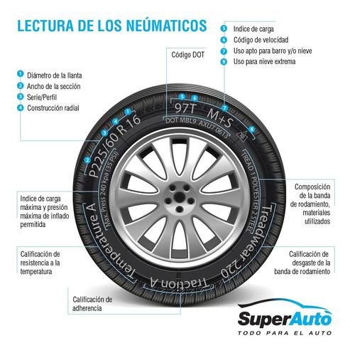 neumático 185 r14c nexen roadian ct8 102/100t + envío gratis