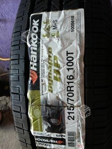 neumático 215/70/16 hankook