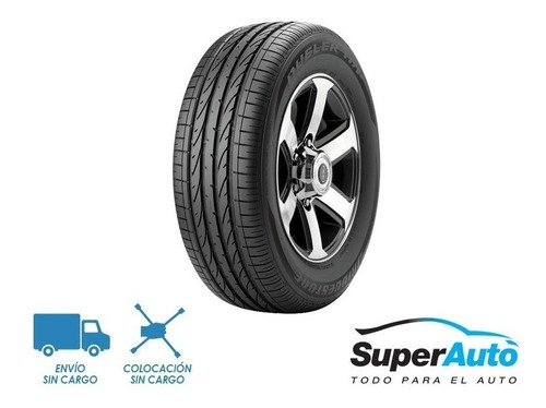 neumático 225/65 r17 bridgestone dueler hp sport 102t