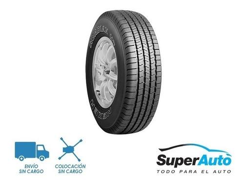 neumático 225/75 r16 nexen roadian ht suv 104s envío gratis