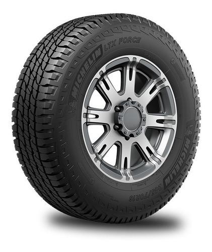 neumático 235/70/16 michelin ltx force 106t