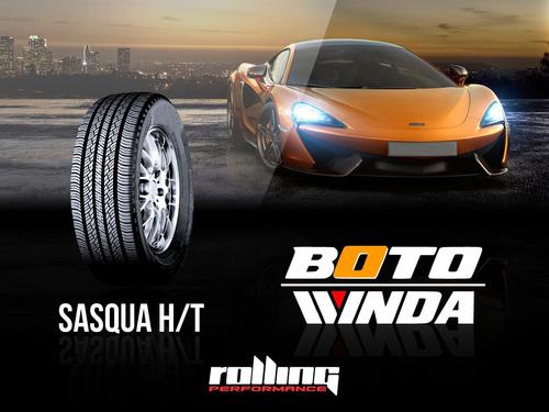 neumático boto (winda) sasqua h/t (wv11) p 225/70 r15