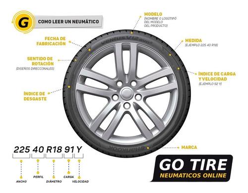 neumático bridgestone 205 40 r17 84w turanza t005
