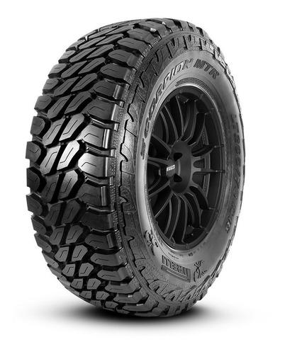 neumatico camioneta pirelli 215/75r15 scorpion mtr