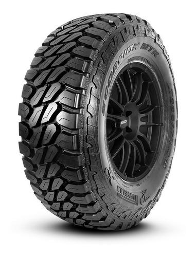 neumatico camioneta pirelli 255/70r16 scorpion mud