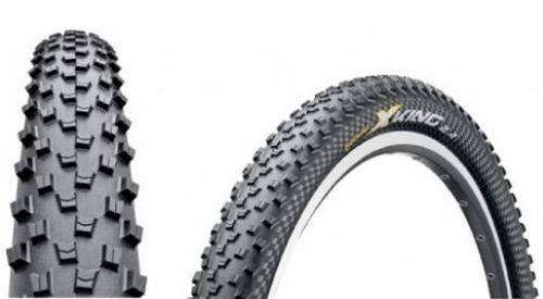 neumático continental x king 26x2.2
