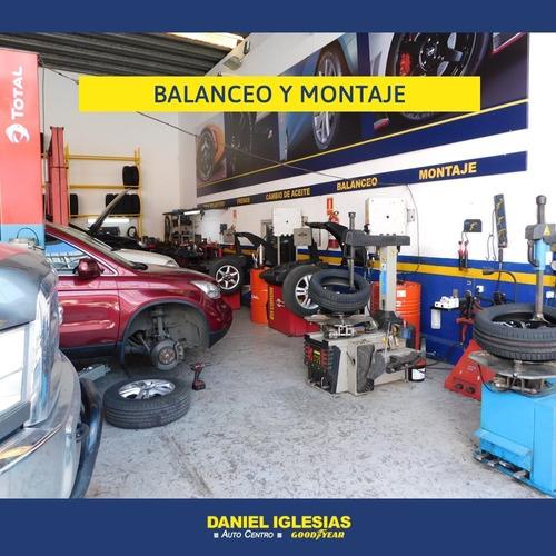 neumático cubierta goodyear 205/75 r16 cargo marathon 113q