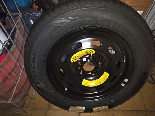 neumático de auxilio