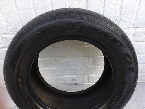 neumático dunlop sport 01 205/60r15