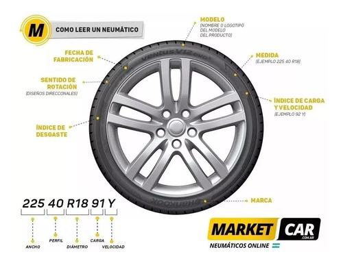 neumático firestone 205 55 r16 91v f-600