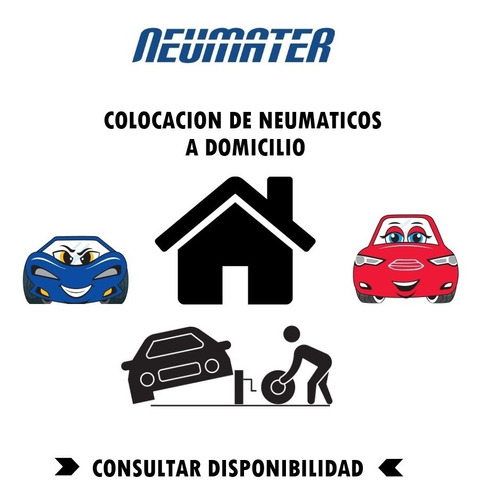 neumatico goodyear eagle sport 235/40 r18 95w envío gratis