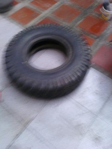 neumático  nuevo para monta cargas 7-00-12