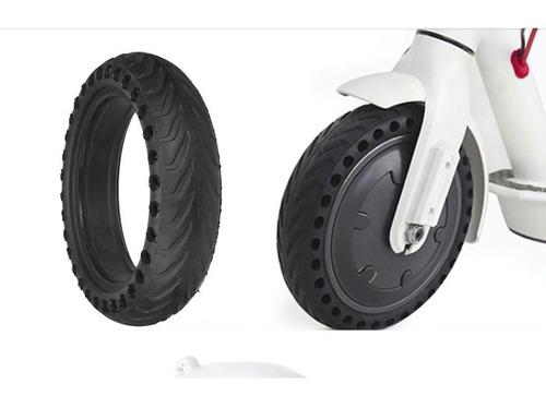 neumático para xiaomi mijia m365 scooter - rueda solida
