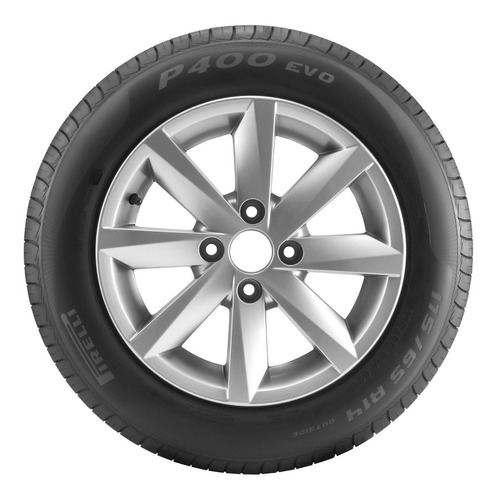neumático pirelli 165/70 r13 p400 evo neumen