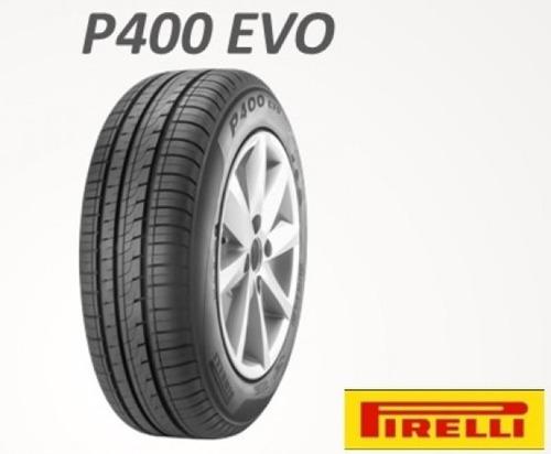 neumatico pirelli 185/65/14 p400 evo + envio + promo