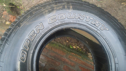 neumatico toyo open country at 305/70/r16
