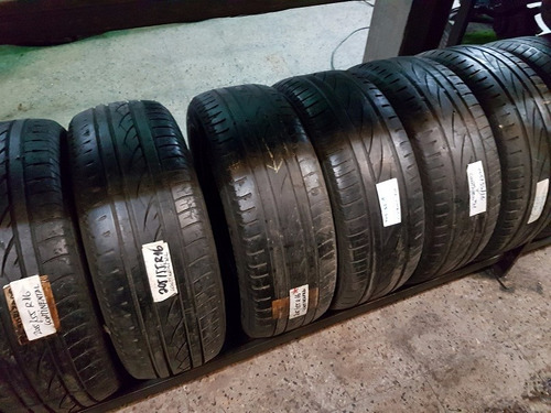 neumaticos 205/55r16 con uso buen estado toyo, michelin etc.