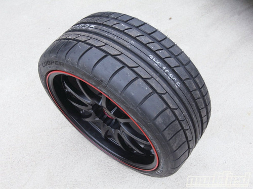 neumaticos 275/40r17 cooper zeon rs3-s carwheels