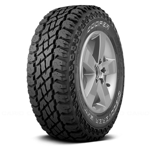 neumaticos 275/70r18 cooper discoverer s/t maxx carwheels