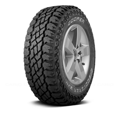 neumaticos 285/70r17 cooper discoverer s/t maxx carwheels