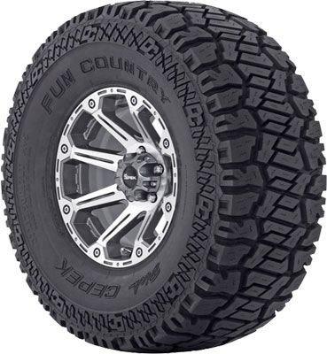 neumaticos 305/70r16 dick cepek fun country carwheels