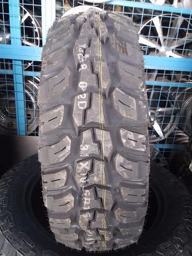 neumáticos 31-10.5 r15 kumho kl71 mud taco ford chevrolet