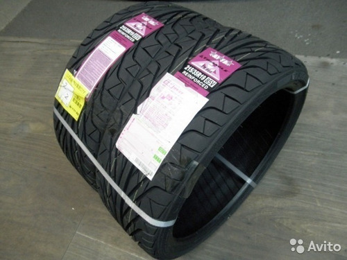 neumáticos aro 19 215/35/19 factura garantia