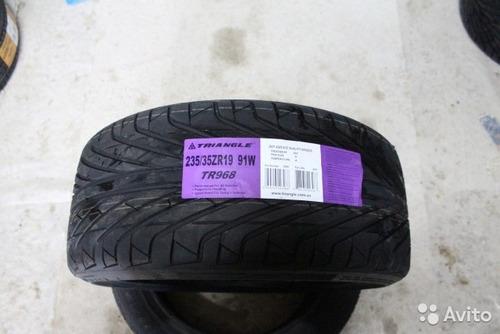 neumáticos aro 19 235/35/19 factura garantia
