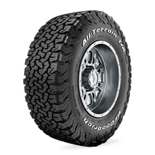 neumaticos bf goodrich 245/75r17 all terrain ko2 carwheels