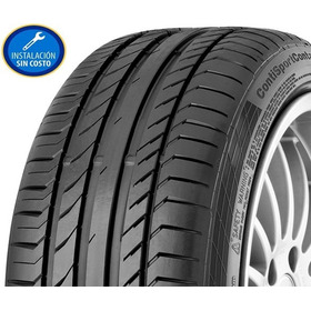 Neumáticos Continental Sportcontact 5 225 45 18 Y Run Flat