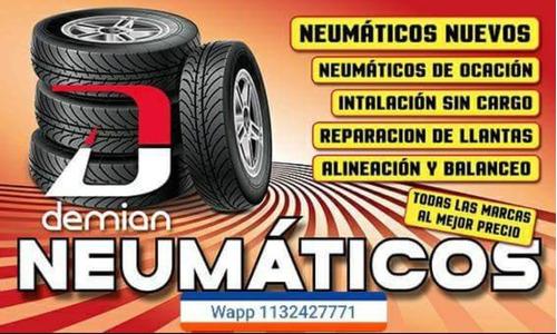 neumáticos demian jcp gomeria cubiertas nuevas y seminuevas