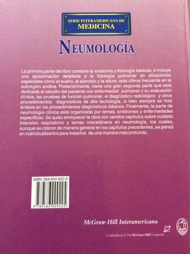 neumonologia - jairo roa