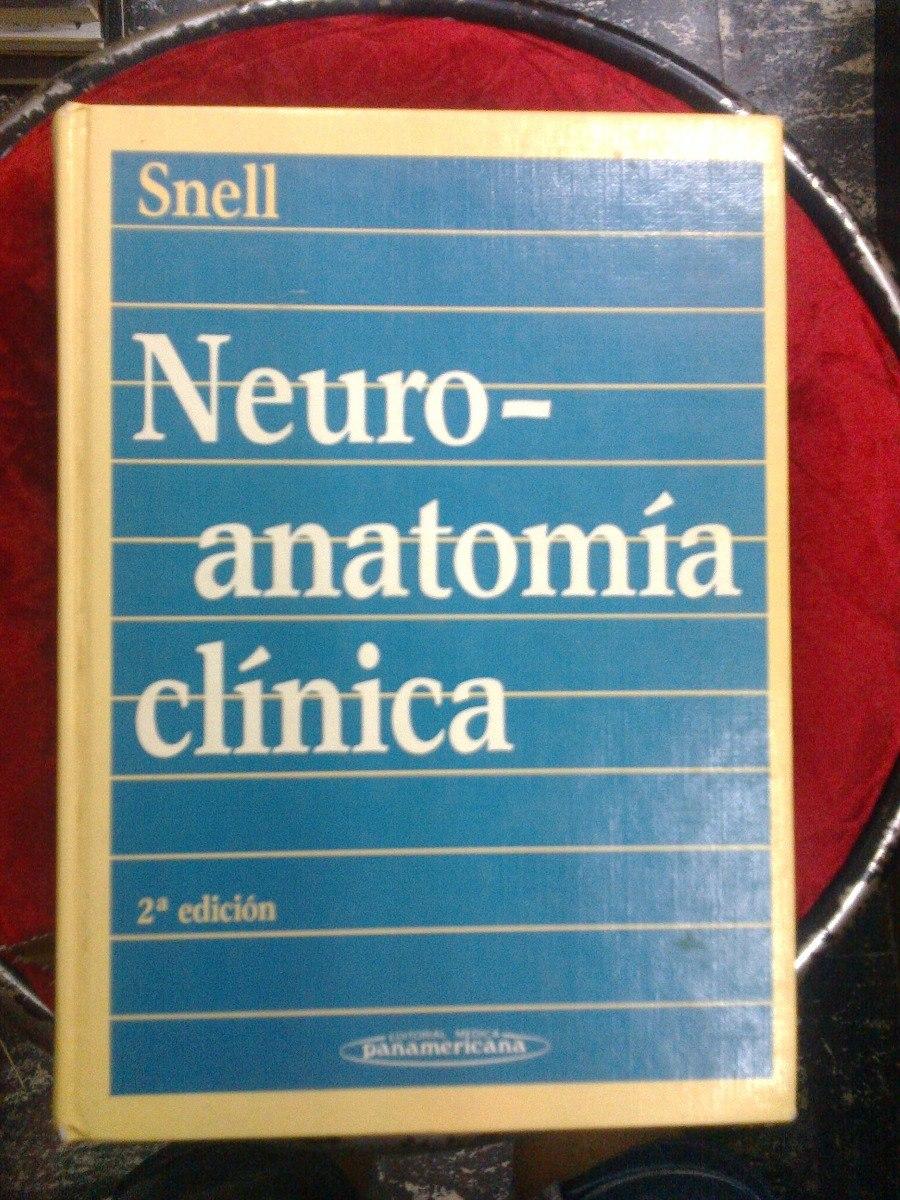 Neuro-anatomia Clinica-snell-segunda - $ 364,00 en Mercado Libre