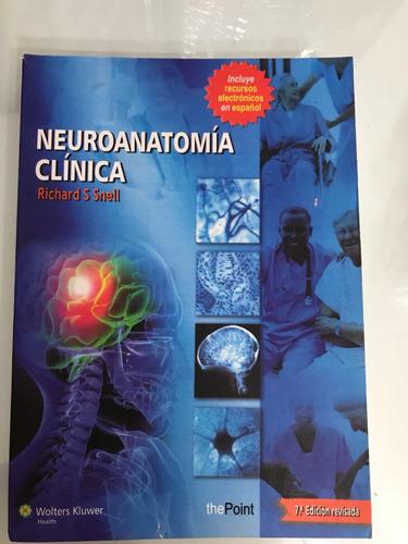 neuroanatomia de snell a color nuevos!!!