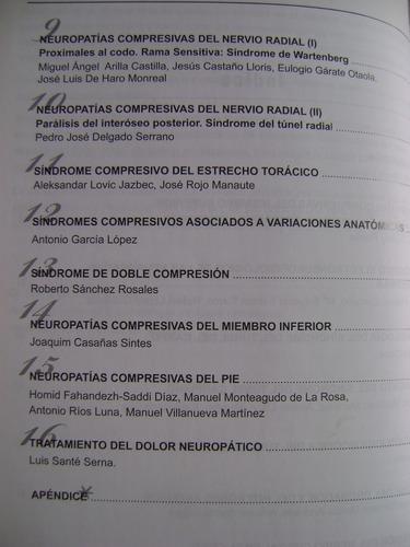 neuropatías compresivas y de atrapamiento - antonio garcía