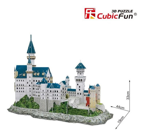 neuswanstain castle
