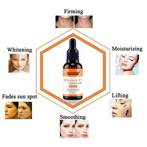 neutriherbs vitamin c serum 20 vitamin c mejor blanqueami...