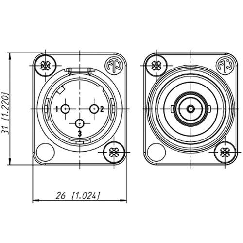 Neutrik Naditbnc-m Adaptador Interfase Aes-ebu Xlr Canon Bnc on vga to cat 5 diagram, bnc antenna, bnc adapter wire diagram for, rca to vga pin diagram, cat 5e pinout diagram, viewsonic power supply diagram, bnc plug, bnc cover, bnc connector layout, connector bnc connection diagram, bnc power diagram, balanced rca jack diagram,