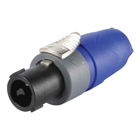 Neutrik Nl2fx Conector Ficha Speakon 2 Contactos A Cable 30a