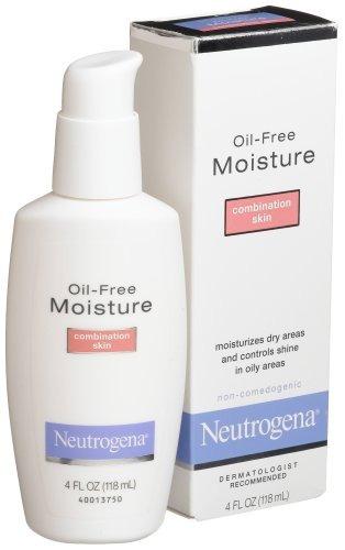 neutrogena aceite libre de grasa, piel mixta, 4 fl. onz.