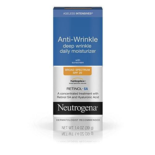 neutrogena ageless intensives crema hidratante diaria antiar