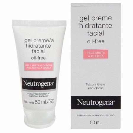 neutrogena hidratante facial pele mista 50ml