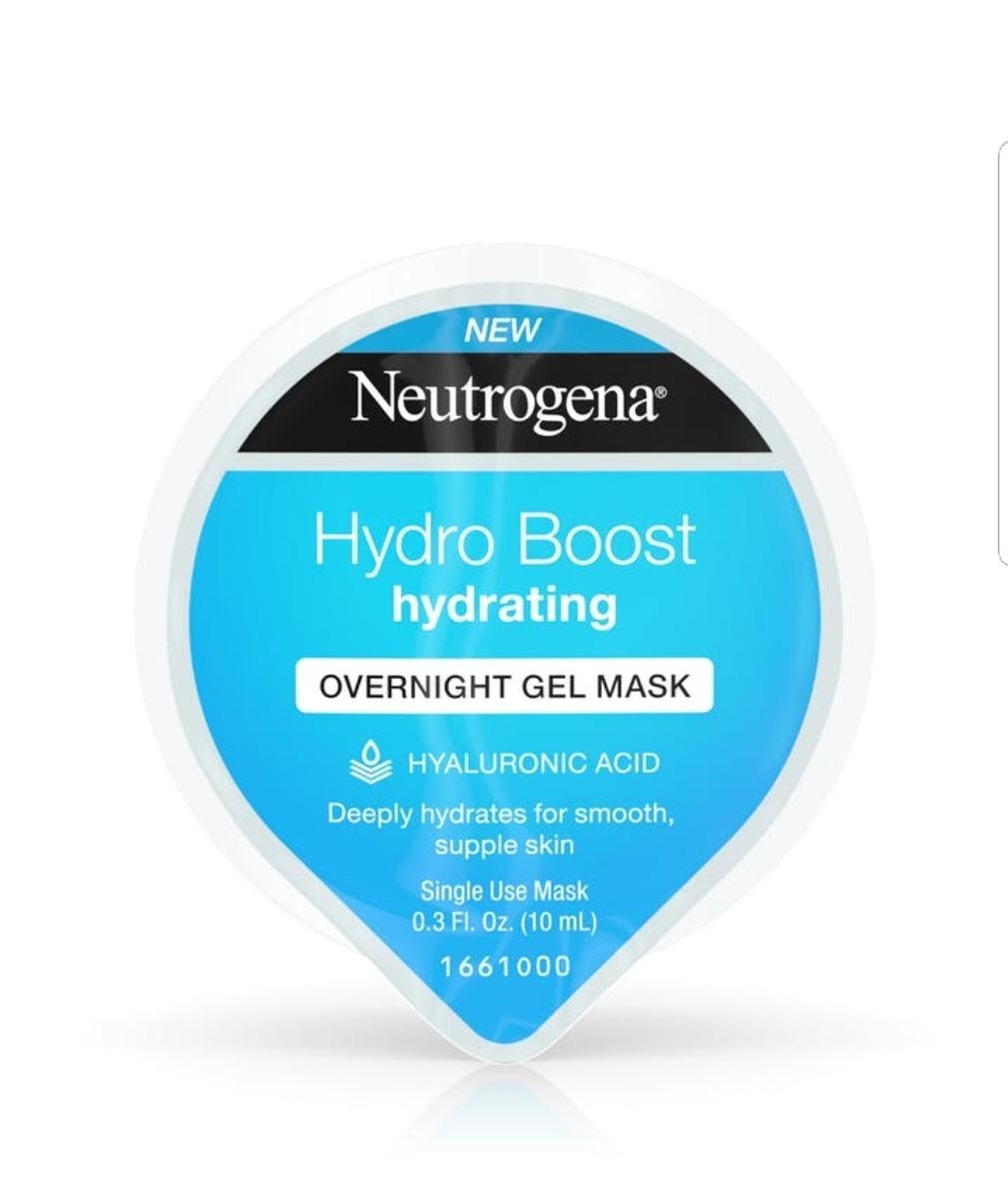 3315cfb6544 neutrogena® hydro boost 3x mascara de hidratação noturna. Carregando zoom.