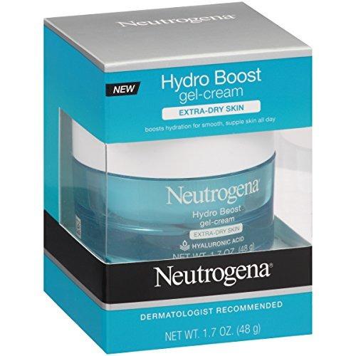 neutrogena hydro boost gel-crema, piel extra-seca, 1.7 oz