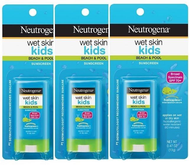 9da560e31 Neutrogena Protetor Solar Kids Criança Bastão Spf70 - R  72
