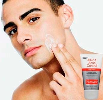 neutrógena sistema anti acné todo en 1 - resultados visibles