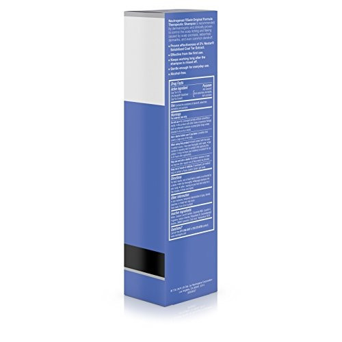 neutrogena t   gel champú terapéutico fórmula